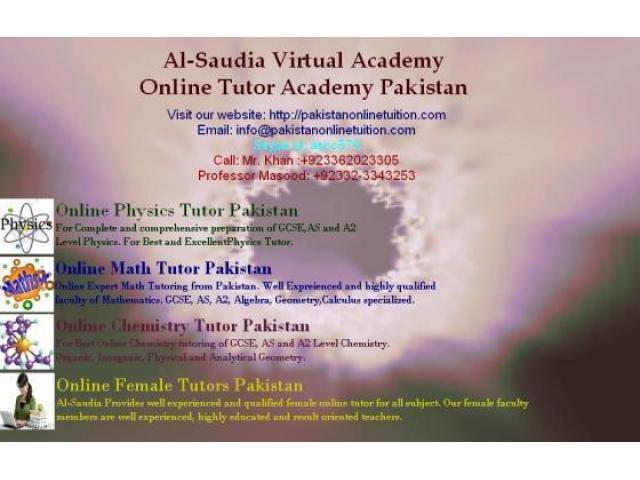 Leading online tutoring service in Worldwide