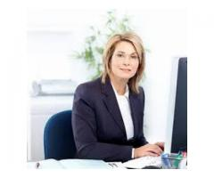 Office Manager Female required