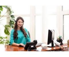 Female Office assistant required