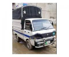 Pickup van white color for sale