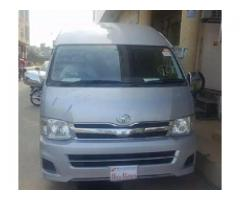 Toyota grand Cabin for sell model 12 17 import for sale