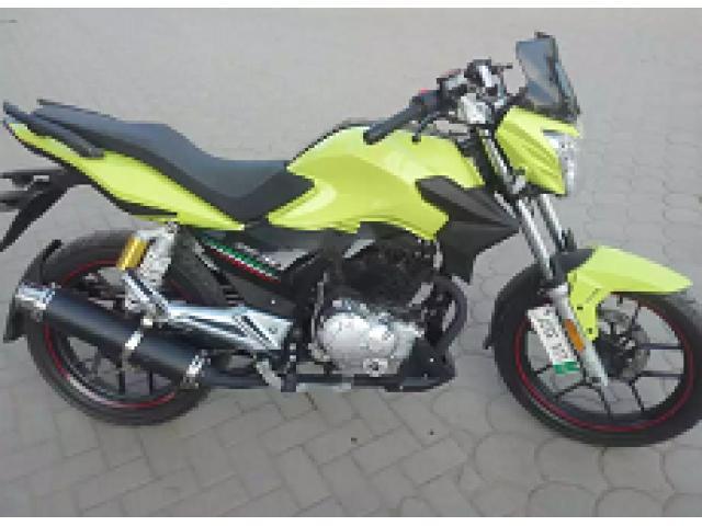 Italian Wego 150cc just 1600 km driven brand new bike