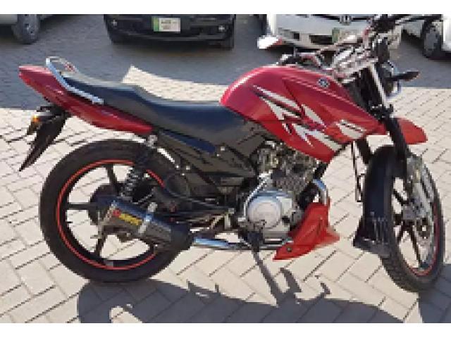 Yamaha 125 YBR G For sale in good amount