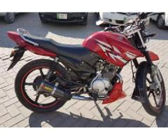 Yamaha 125 YBR G For sale in good amount