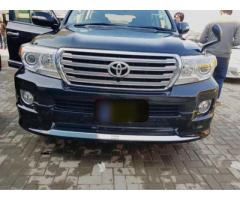 Land cruiser AXG For Sale in good rate