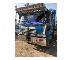 Hino Dumper 10 wheeler for sale