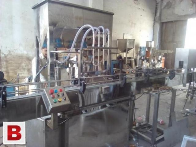 juice filling line