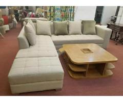 Corner Sofa, Corner Setting, Modern Sofa, Sofa Set By Uzma Curtain