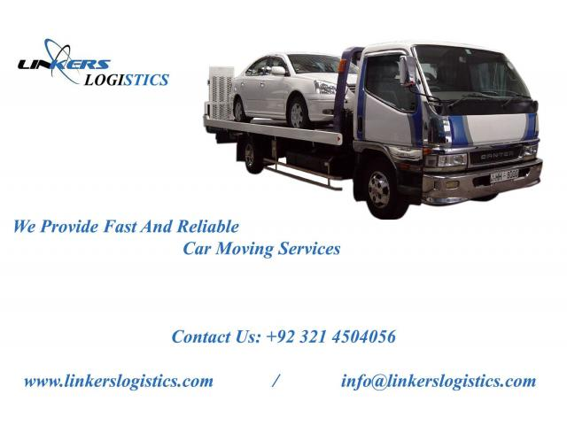 Linkers Logistics Car/ Vehicle carrier and Transport