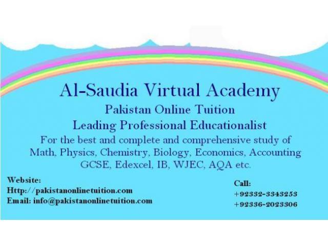 24 hours Online Tutoring Service