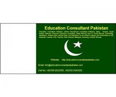 Education Online Consultant Pakistan