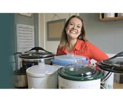 Female Expert Cook required
