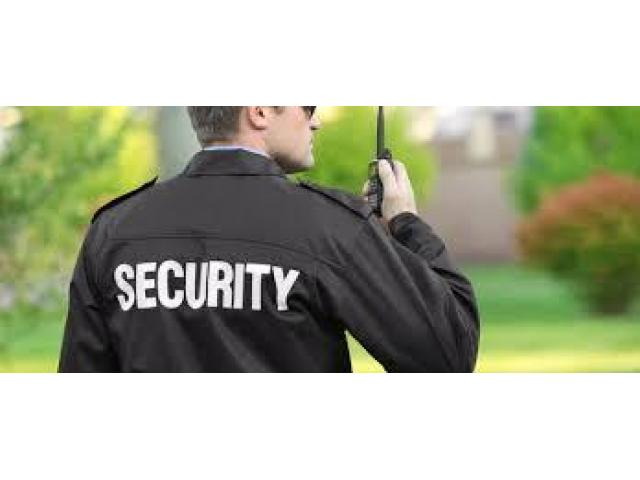 Security guard required