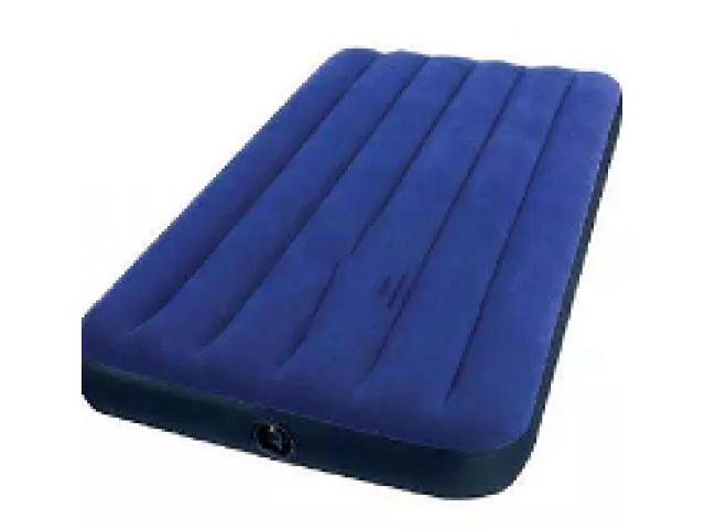 Single Air Bed mattresses coming out. There are air mattresses with