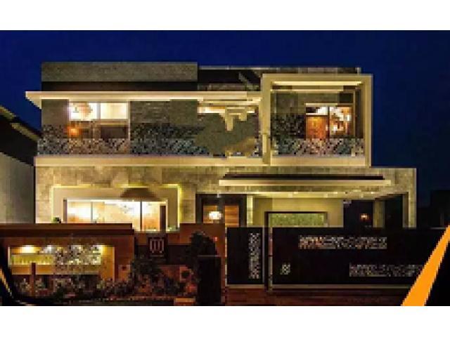 1 Kanal Brand New Full House Phase 5 DHA Lahore For Rent