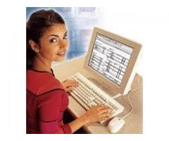 Female Computer Operator Required