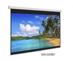 Multimedia Projector Screen
