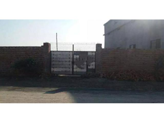 2 kanal plot for commercial purpose for your choice for rent
