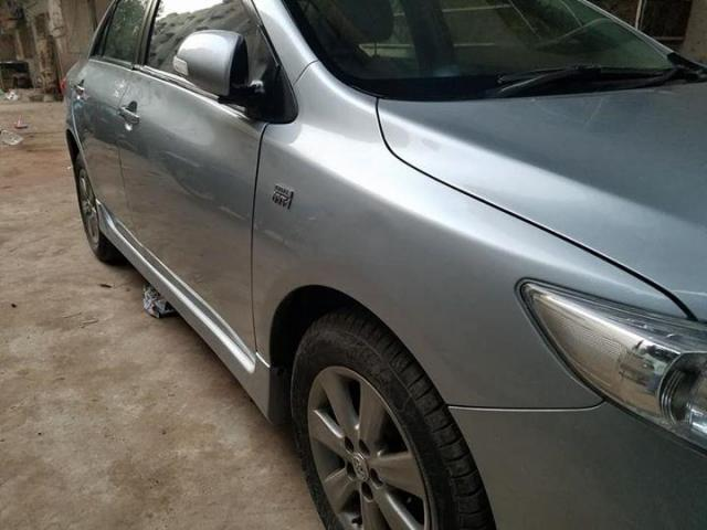 Toyota corolla The 1.6 first owner to buy this car reasonable price