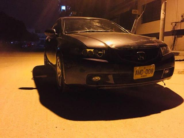 Honda accord cl7 for sale just buy and drive 10/10 condition