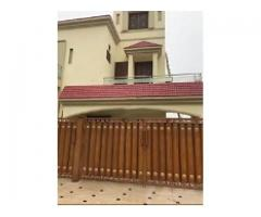 Bahria town Lahore upper portion for rent good location near to market