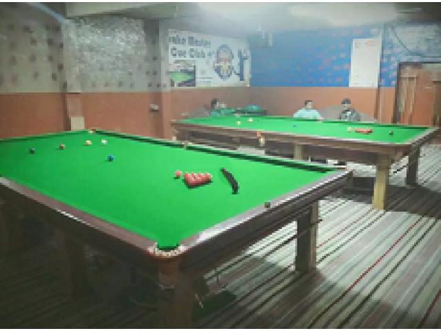 Snooker Club Sale Near Shalimar Bagh reasonable price