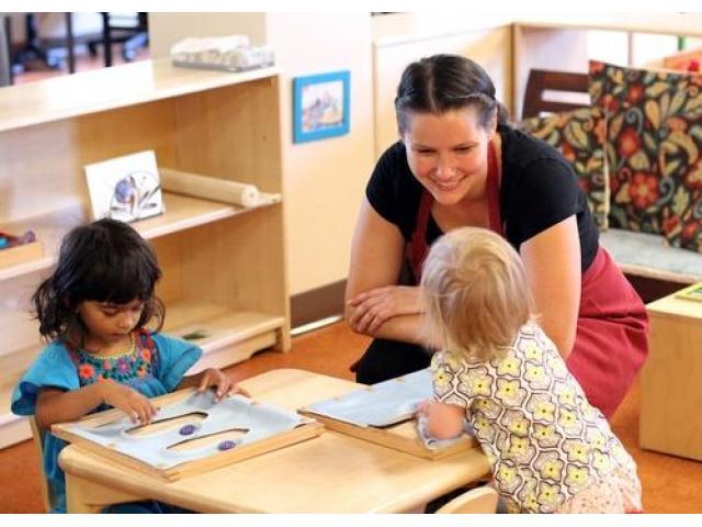 Need a Female montessori teacher