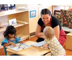 Need a Female montessori teacher