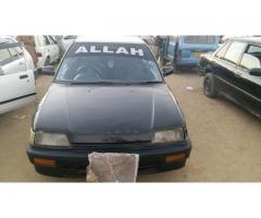 Honda Civic (1988) for sale in good condition and work status