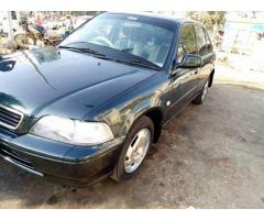 Am selling my Car honda city 1997 did you buy it
