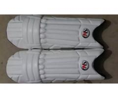 Batting Pads 10/10 condition for sale in good amount