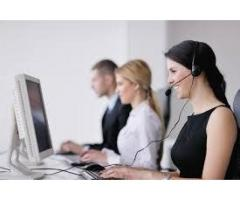 Required Sincere persons for customer care