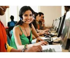 Customer care executives person required