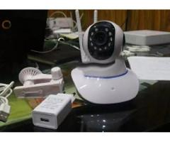 Wireless IP Camera delivery all over pakistan