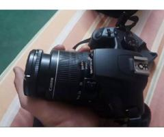 Canon Eos 1000D for sale in good condition