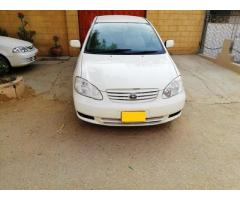 Toyota Corolla SE Saloon 2003 please visit us an see the car for sale