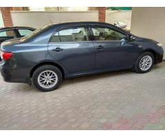 Toyota corolla 2011 car 1.6 for sale this beast