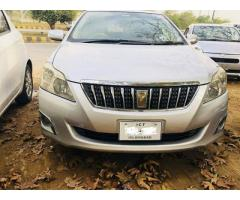 Toyota permio for sale urgent sale please call us or visit