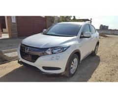 Honda vezel pearl white unique item see to buy