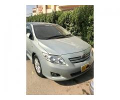 Toyota Corolla Altis 1.8 Automatic newly good working state