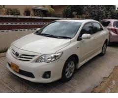 Corolla Altis SR 2011 for sale in good amount