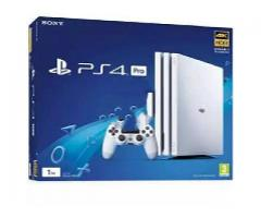 Ps4 pro 1tb blanco for sale