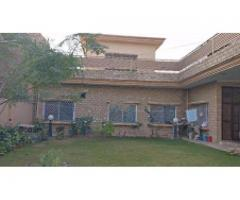 22.7 Marla Bungalow Al-Mouzam Town Islamabad