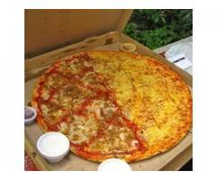 Pizza boy required for the door to door