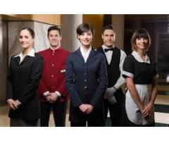 Hotel staff required