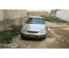 Honda civic vti oriel for sale in good condition and also working state