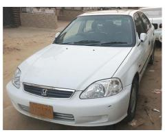 Honda Civic vti oriel 2000-01 (UPGrade Millenium Edition)  for sale
