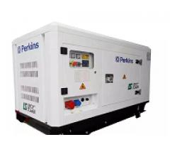 Perkins Silent Diesel Generator 15KVA TO 400 KVA 3 Phase for sale