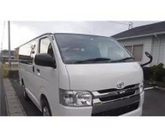 Toyota Hiace Brand New 2018 Model On Installments
