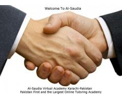 Online Al-Saudia Tutor Academy Business Management Tuition